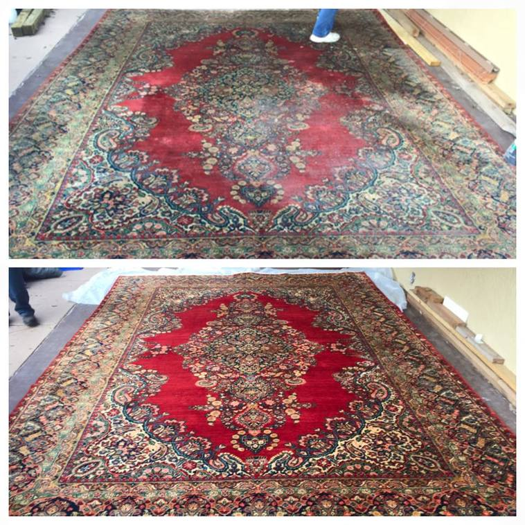Our Services Area Rug Cleaning For Oriental